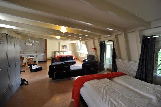 Camera Con Vista Amstel Foto Van The Bridge Hotel