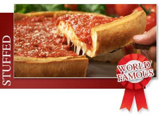 Giordano's : AWARD WINNING PIZZA
