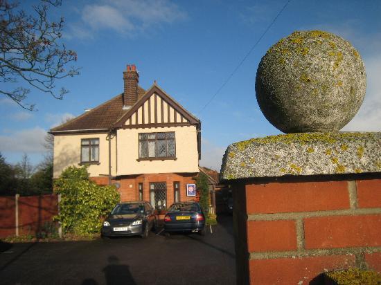 لاتيس لودج جيست هاوس: Lattice Lodge Guest House Ipswich Suffolk UK