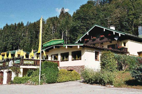 Gasthof-Pension Gebirgshäusl: Hotel Außenansicht