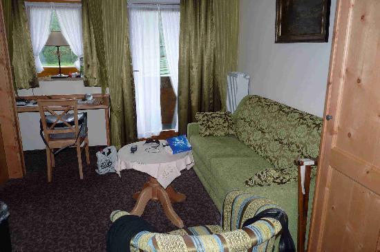 Gasthof-Pension Gebirgshäusl: Hotelzimmer