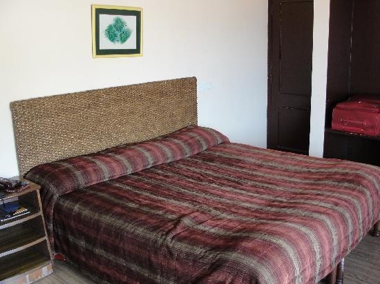 Club Mahindra Mussoorie: Room from inside