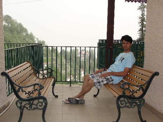 Club Mahindra Mussoorie: Sit outs