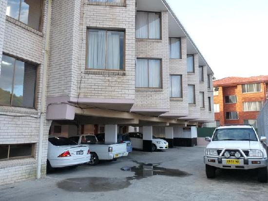 Marco Polo Motor Inn : Marco Polo Motel - Parramatta Sydney