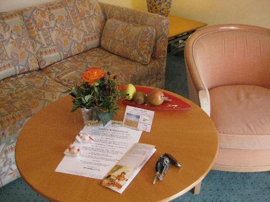 Hotel Landhaus an de Dün: Herzliches Willkommen