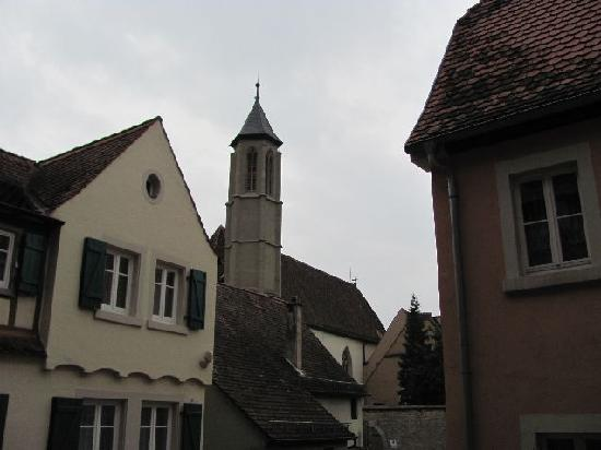 Holy Ghost Church: view from the street