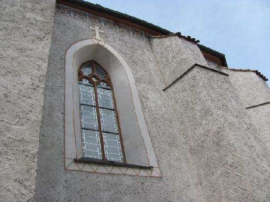 Church of the Visitation of the Virgin Mary : exterior