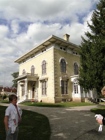 Rock County Historical Society : Tallman House
