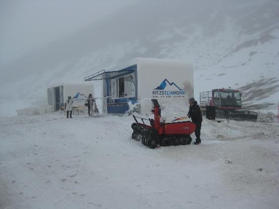 Aparthotel Der Gletscherblick: nearby kitshinhorn mountain