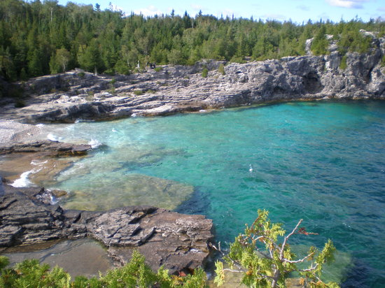 Tobermory, Канада: Lake Huron