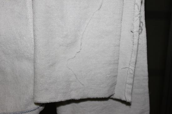 Motel 168 (Shanghai Aomen Road): Freshly Laundered Towels