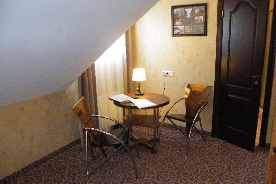 Hotel Justus: Room 503