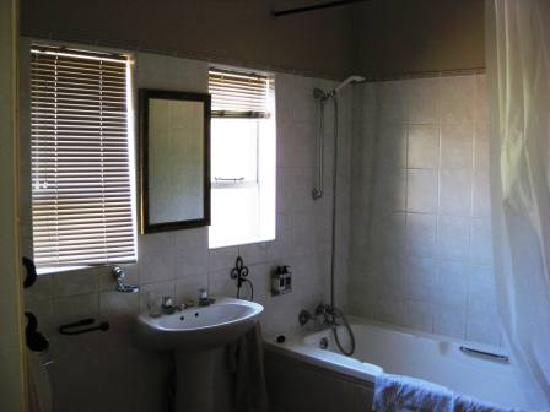 Forest View Guest House & Self Catering: the bathroom