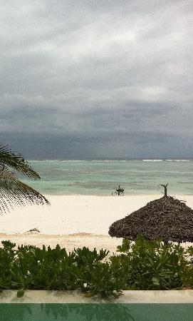 Sunshine Hotel Zanzibar: view from the pool