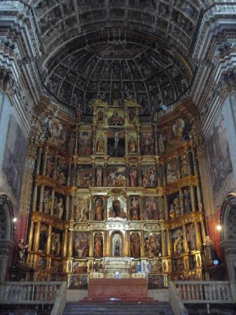 Granada, España: Retablo Monasterio S. Jerónimo