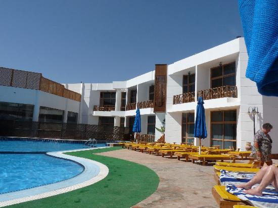 Sharm Elysee Resort: Pool