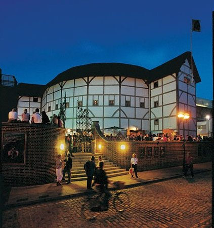 Photo of Monument / Landmark Shakespeare's Globe Theatre at 21 New Globe Walk, London SE1 9DT, United Kingdom
