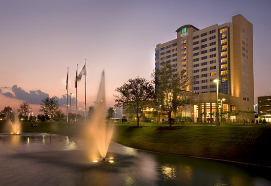 Embassy Suites by Hilton Houston - Energy Corridor: Located just west of Downtown Houston, on the Katy Freeway