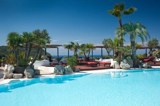 Hacienda Na Xamena, Ibiza : Pool Hacienda Na Xamena
