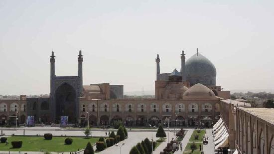 Naqshe Jahan Square(Shah Square): Moschee