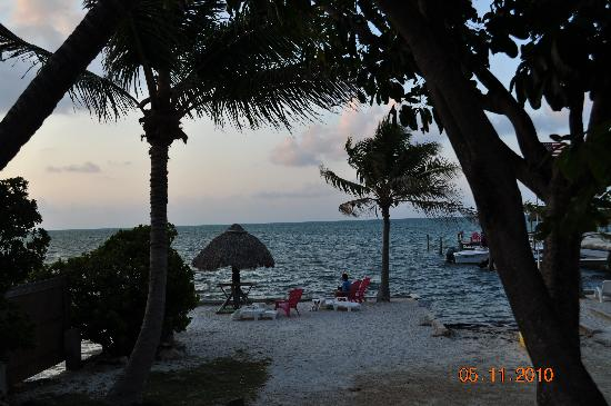 Sands of Islamorada Hotel: view of beach & dock