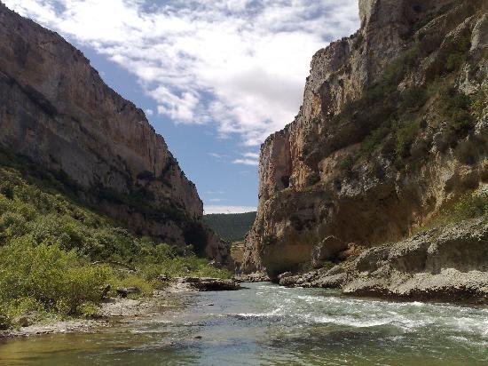 Eparoz, Espagne : The Lumbier ravine