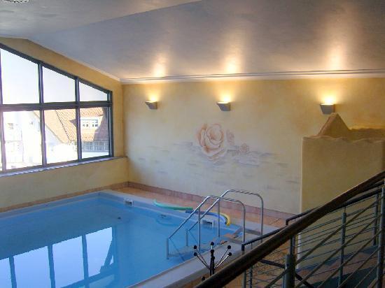 Hotel Rose: Ein wünderschönes Schwimmbad mit Panoramablick