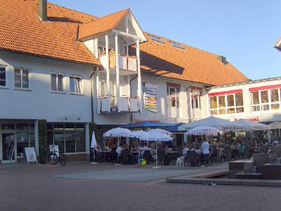 Hotel Rose: Rosenplatz