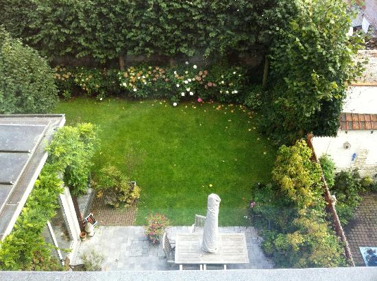 Dieltiens Gastenkamers Guestrooms: garden