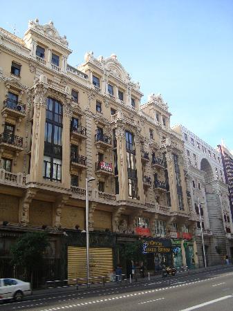 hostal Felipe V  (en 4ª planta)