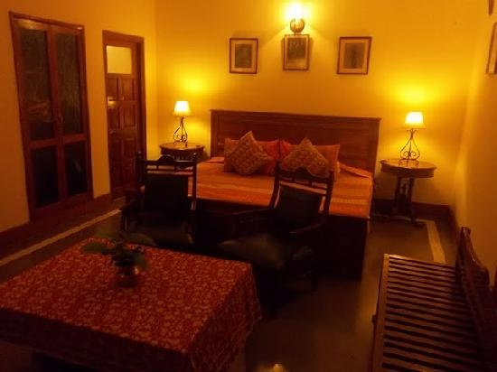 Hotel Ratan Vilas: The stately room
