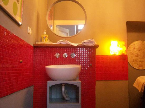 Old Town Designed Apartments: bathroom