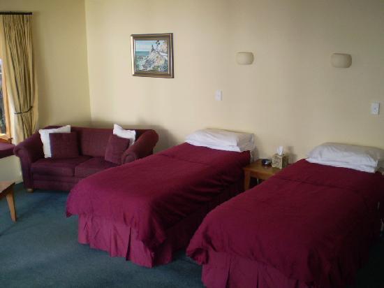 Harrogate Gardens Motel: single beds