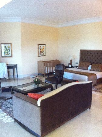Hasdrubal Prestige Thalassa & Spa: chambre