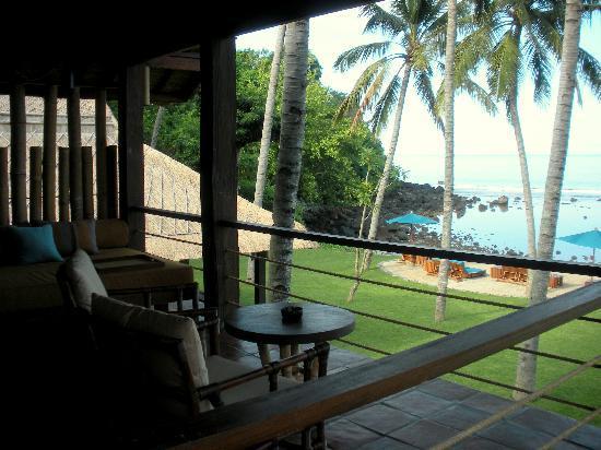 Jeeva Klui Resort: terrace