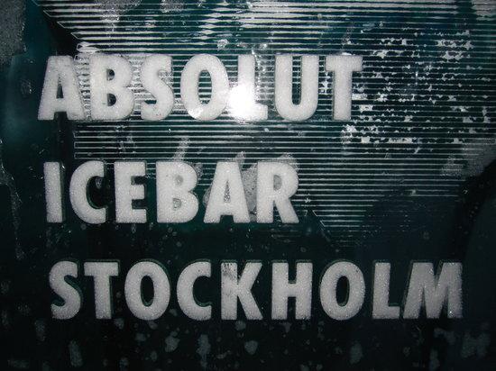 ICEBAR by ICEHOTEL Stockholm: ICEBAR Stockholm
