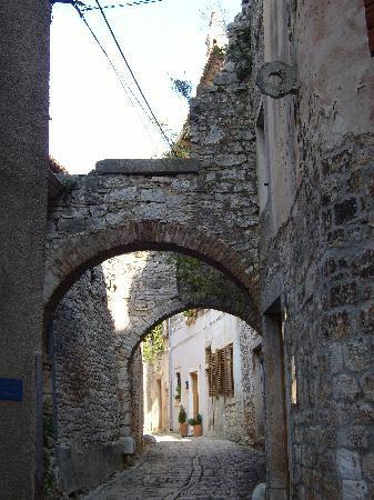 Бале, Хорватия: streets