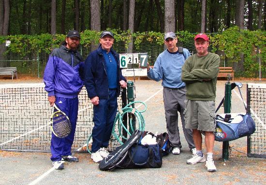 """Saratoga Springs, NY: Saratoga Clay Court """"Boyz"""""""