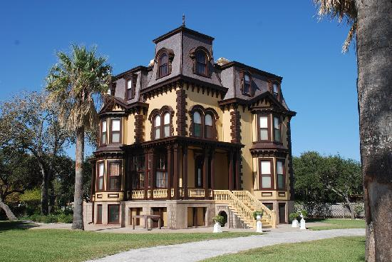 Rockport, Teksas: fulton Mansion