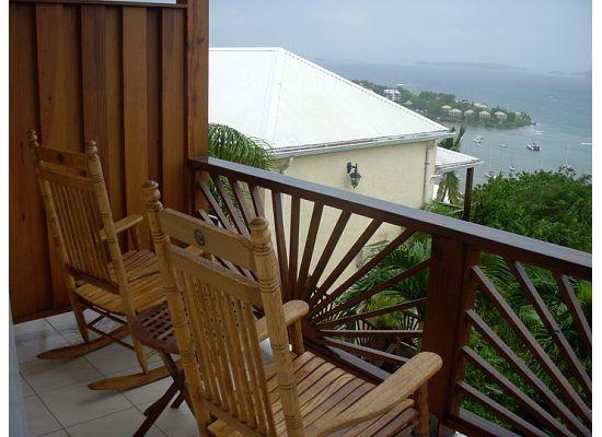 إيستايت ليندهولم: Balcony