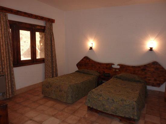 St. Katherine Tourist Village (Wadi Raha Hotel): camera doppia