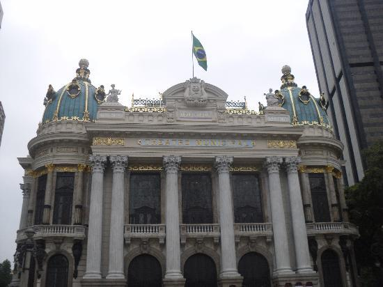 Theatro Municipal do Rio de Janeiro : Teatro Municipal