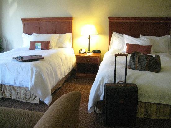 Hampton Inn & Suites Hemet: Room Pic