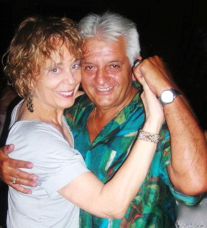Cherie Tango Milonguero