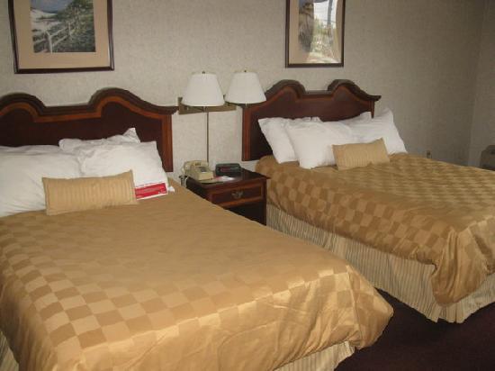 Ramada Bangor: Two Double Bed Unit