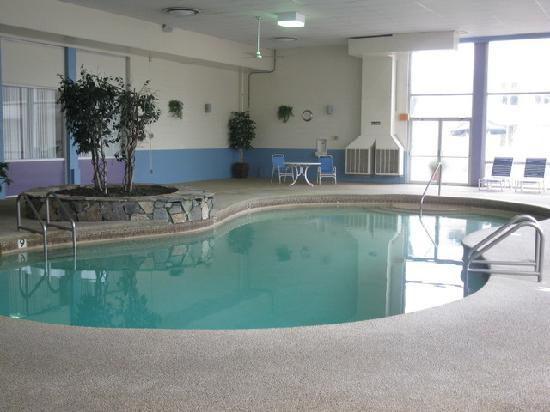 Ramada Bangor: Indoor Pool