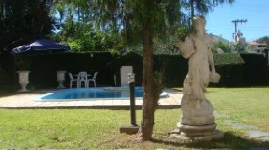 Hotel Blumenhof: Pool