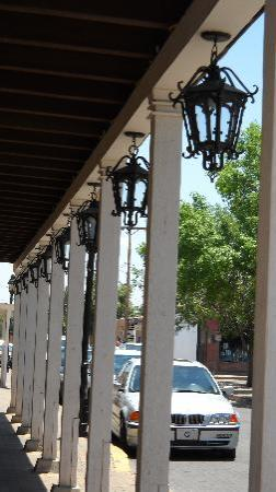 Las Cruces, NM: Town Sq. in Mesilla NM