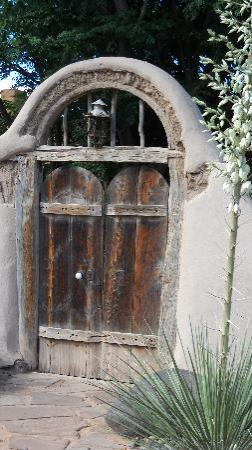 Las Cruces, Nowy Meksyk: Door in Mesilla Nm