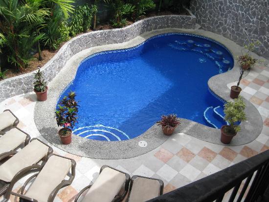 Hostel Pangea : the pool
